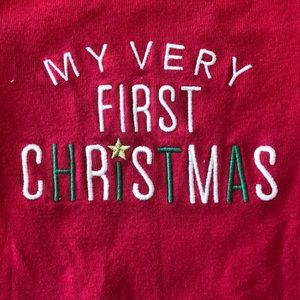 Carter's Matching Sets - Carters 2pc Christmas Eve Outfit